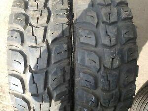 2x205/80R16 104Q KUMHO Road VENTURE!!NO DAMAGES!! AGRICULTURE 11mm C139P