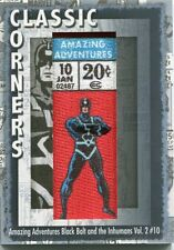 2012 Marvel Premier #CC-22 Classic Corners BLACK BOLT and THE INHUMANS