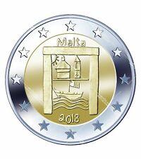 Malta 2018 - 2 euro - Cultureel Erfgoed - UNC