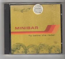 (GZ896) Minibar, Fly Below The Radar - 2002 CD