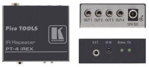Kramer PT-4 IRex IR Repeater With External IR Sensor