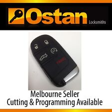 Complete Smart Key to suit DODGE, 5 button (Aftermarket)