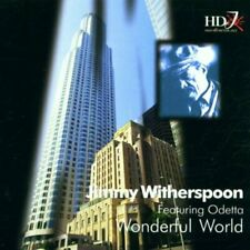 Jimmy Witherspoon - Wonderful World - Jimmy Witherspoon CD OULN The Fast Free