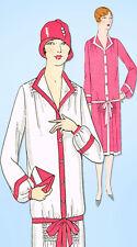1920s Vintage Ladies Home Journal Sewing Pattern 5018 Uncut Flapper Dress Sz 36B