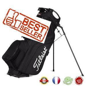 Sac de Golf Trepied Titleist Hybrid 5 Noir Sport Golf Sac