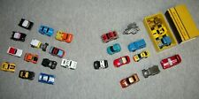 Mixed Lot of (13) Galoob Micro-Machines and (13) Other Micro Racers & Cars