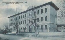 * LUCINICO - Gorizia - Scuola elementare Edmondo De Amicis