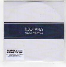 (FN549) Roo Panes, Know Me Well - 2014 DJ CD