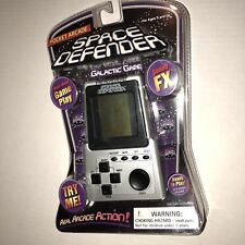 NEW Space Defender Pocket Arcade Handheld Electronic Game, Multi-Mode Game Play