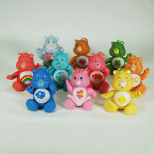 Lot Of 10 Vintage 1983/1984 Kenner Care Bear Poseable Figures