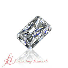 Best Quality Diamond - 0.60 Ctw Certified Radiant Cut Loose Diamonds - FLAWLESS