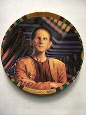 Star Trek Deep Space Nine Security Chief Odo Plate + Coa Hamilton Plate