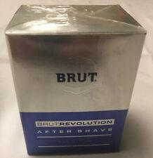 Mans Fragrance 2006 Brut Revolution After Shave Splash 2.5 Oz New Sealed in Box