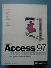 Microsoft Press Access 97 Das Handbuch