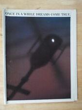 PEUGEOT 309 orig 1985 UK Mkt Sales / Publicity Brochure