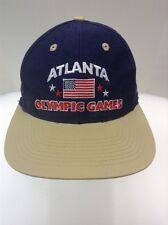 The Game 1996 Olympic Summer Games Atlanta XXVI Olympiad SnapBack Hat Cap