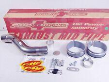 -043020 03-08 KFX400 LT-Z400 KFX/LTZ/400 Z FMF Titanium 4 Stainless Mid-Pipe