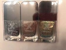 NEW Lot 3 Formula  X For Sephora Nail Polish