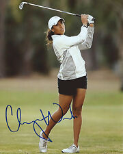 Cheyenne Woods Signed 8×10 Photo LPGA Autographed COA