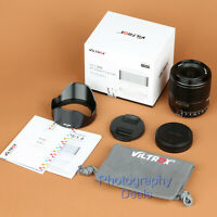 Viltrox 23mm F1.4 Large Aperture Auto Focus APS-C Lens for Fujifilm X FX Mount