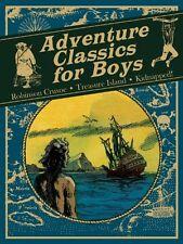 Famous Classics for Boys,Daniel Defoe, Robert Louis Stevenson