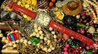 Huge+Vintage+Estate+Jewelry+Lot+unsearched+untested+2+to+3+%2B+lbs++Lot+%23+18