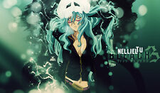 123 Bleach Nelliel Tu PLAYMAT CUSTOM PLAY MAT ANIME PLAYMAT FREE SHIPPING