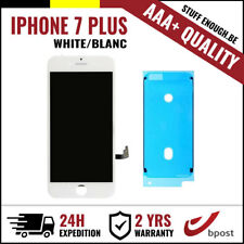 AAA+ LCD TOUCH SCREEN DISPLAY/SCHERM/ÉCRAN WHITE BLANC FOR IPHONE 7 PLUS+STICKER