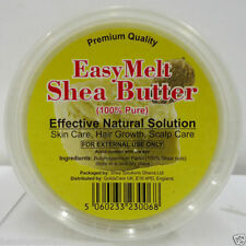 100% PURE SHEA BUTTER NATURAL MOISTURISER (SKIN CARE, HAIR GROWTH, SCALP CARE)