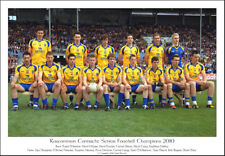 Roscommon Connacht Senior Campeones de fútbol 2010: GAA impresión