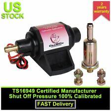 Universal Micro Electric Gasoline Fuel Pump Applications 42 GPH 2-3.5PSI 12V 42S