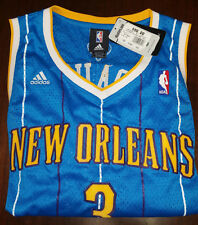 433e8028520 Chris Paul New Orleans Hornets Blue NBA Fan Apparel   Souvenirs for ...