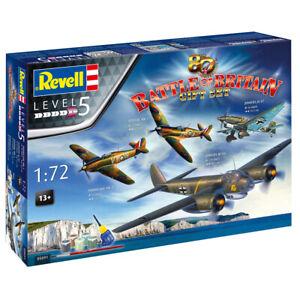 Revell Battle of Britain 80th Anniversary Model Kit 05691 Gift Set Scale 1:72
