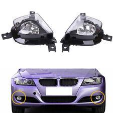 Pair Fog Light Driving Lamp For BMW 3 Series E90 E91 2008-2011 OEM:63177199894 B