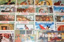 Motives 50 different comics stamps