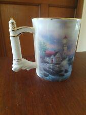 Thomas Kinkades Seaside Inspiration Heirloom Porcelain Mug 1st In Set