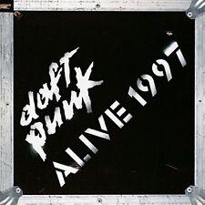 Parlophone Vinile Daft Punk - Alive 1997 Musica Leggera
