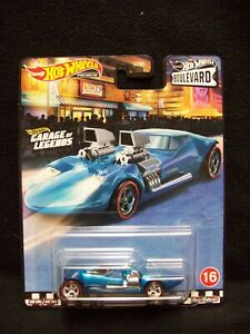 Hot Wheels Cruise Boulevard Twin Mill.