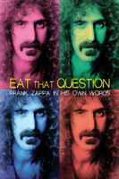 Frank Zappa - Eat That Question [New DVD] Ac-3/Dolby Digital, Dolby, Subtitled