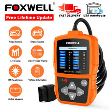 Foxwell NT201 Auto Diagnostic Scanner OBDII Check Engine Light Fault Code Reader