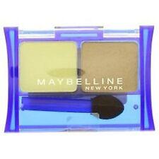 Maybelline Expertwear Duo Eyeshadow, 40 Lemongrass, Green, Brown Shades, Sealed