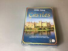 Castles Of Great Britain & Ireland Box Set [DVD].new sealed