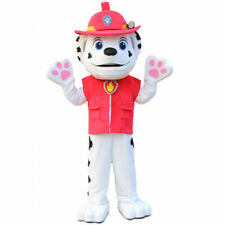Body Parts Dog Paw Patrol marshall shoes hand shirt red costume birthday adult