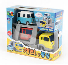 TAYO the Little Bus Cary & Bongbong 2 Cars Set Toys Children Kids Animation