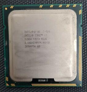 Intel Core i7-920 2.66GHz Quad Core Socket LGA1366 CPU Processor