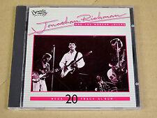 CD Jonathan Richman and the Modern Lovers - Japan Mega 20 track album Beserkley