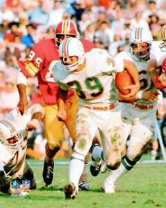 Larry Csonka SUPER BOWL VII 1973 Miami Dolphins NFL Classic Premium POSTER Print