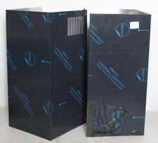 Duct Cover Extension Zan Black Stainless Steel From Zephyr Zan-E30Cbs Range Hood