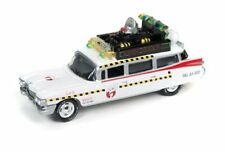 AUTOWORLD DR2JLSS004 1:64 JL Ghostbusters Ecto-1A