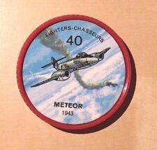 Jello Pane Wheels Fighters # 40 Meteor 1943